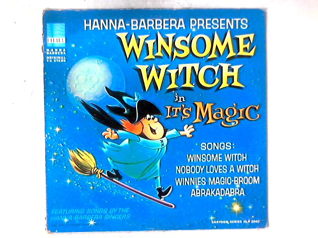 Winsome Witch In It's Magic LP by Winsome Witch