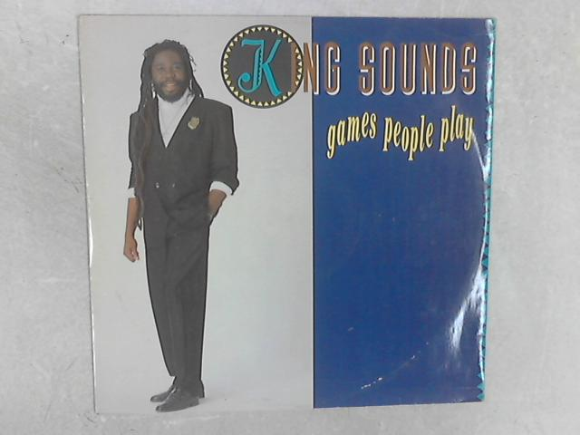 Games People Play 12in Single by King Sounds