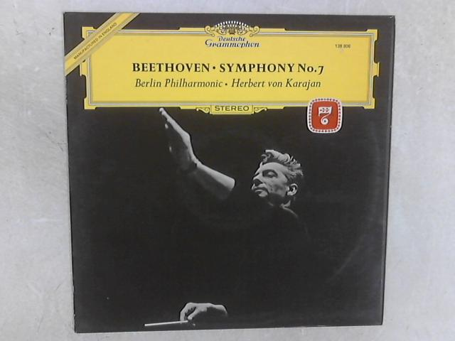 Symphony No. 7 LP by Ludwig Van Beethoven