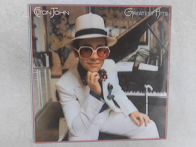 Greatest Hits LP By Elton John