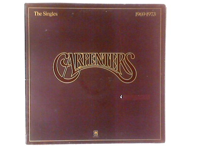 The Singles 1969-1973 LP COMP GATEFOLD by Carpenters
