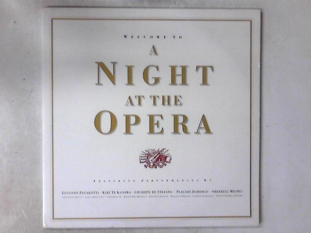Welcome To A Night At The Opera 2xLP COMP GATEFOLD by Various