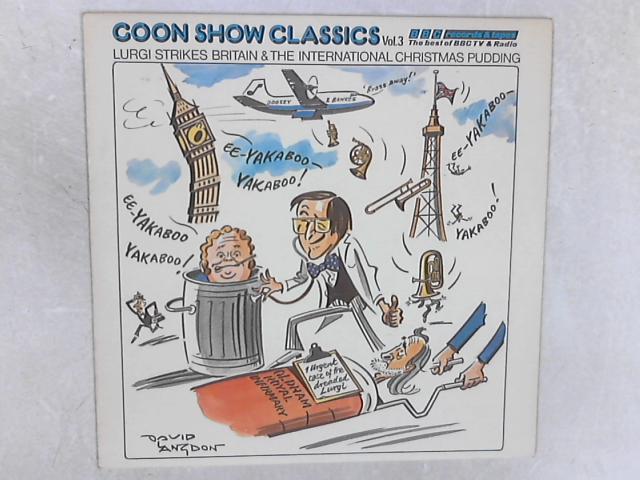 Goon Show Classics Vol. 3 LP By The Goons