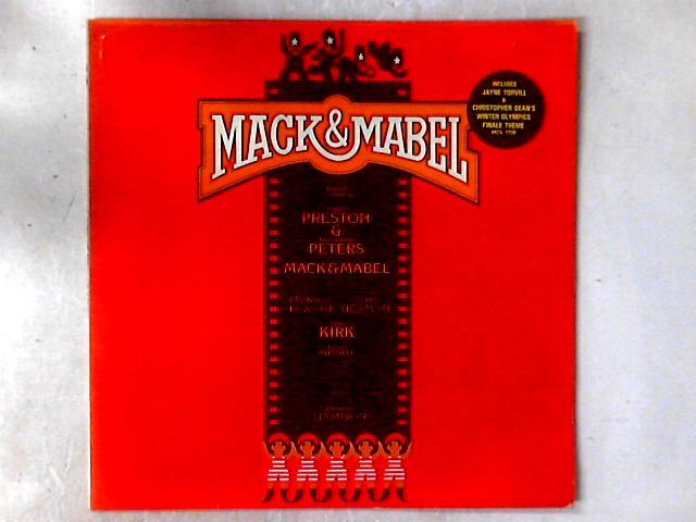 Mack & Mabel LP by David Merrick (2)
