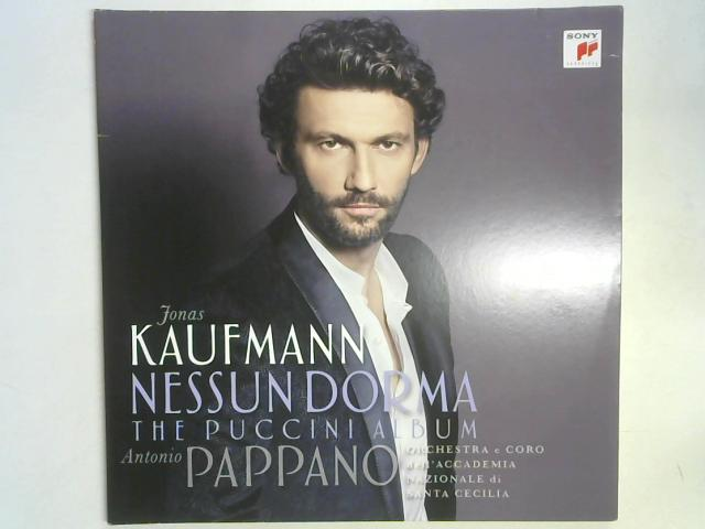 Nessun Dorma - The Puccini Album 2xLP by Jonas Kaufmann