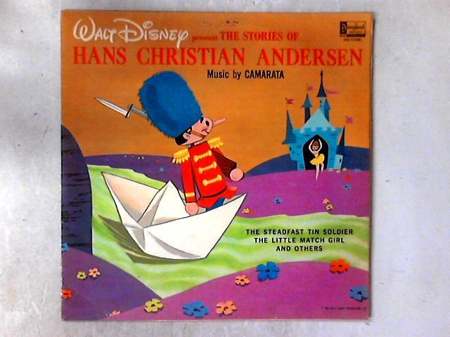 Hans Christian Andersen LP by Walt Disney