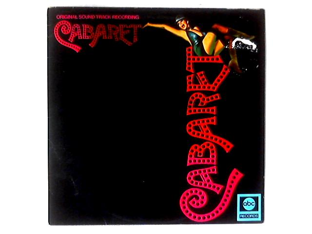Cabaret - Original Soundtrack LP by Ralph Burns