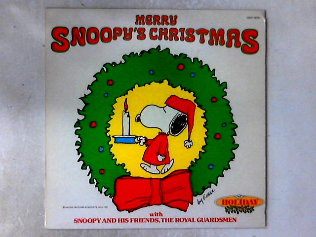 Merry Snoopy's Christmas LP by The Royal Guardsmen