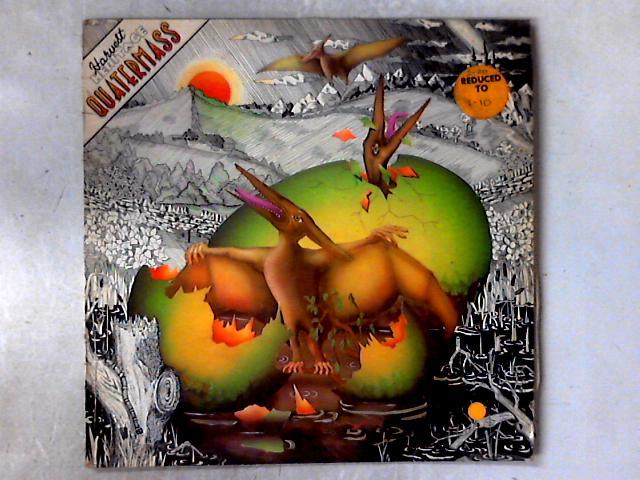 Quatermass LP by Quatermass (3)