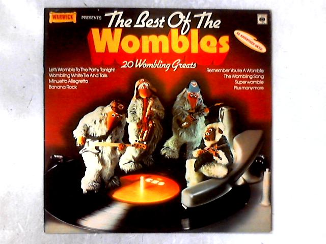 The Best Of The Wombles - 20 Wombling Greats LP COMP by The Wombles