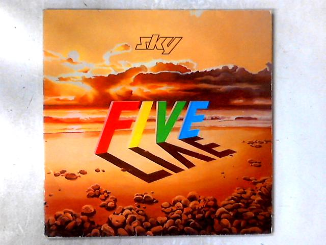 Sky Five Live 2xLP COMP GATEFOLD by Sky (4)