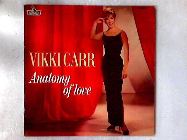 Anatomy Of Love LP by Vikki Carr
