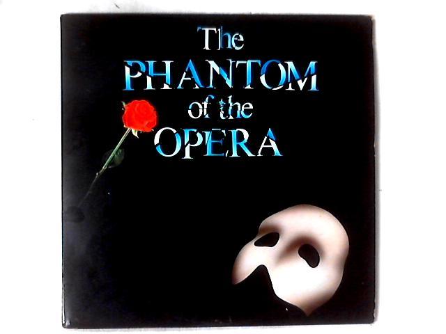 The Phantom Of The Opera 2xLP GATEFOLD + BOOKLET by Andrew Lloyd Webber