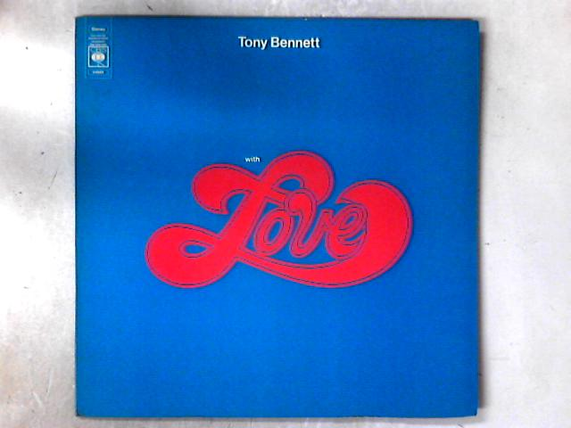 With Love LP by Tony Bennett