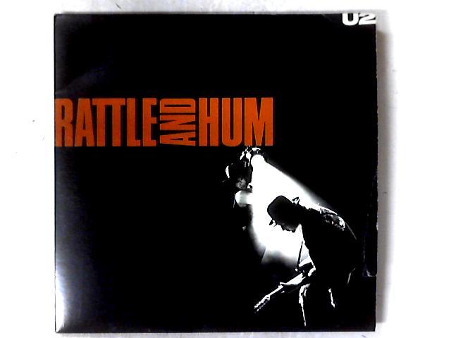 Rattle And Hum 2xLP GATEFOLD by U2