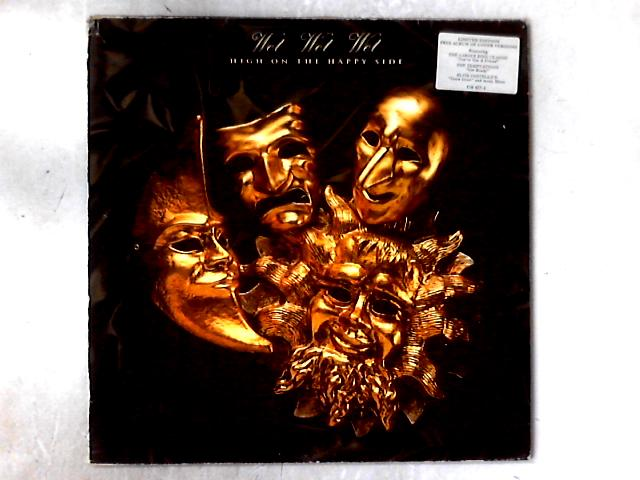 High On The Happy Side LP by Wet Wet Wet
