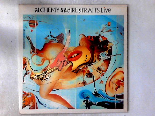 Alchemy - Dire Straits Live 2xLP GATEFOLD by Dire Straits