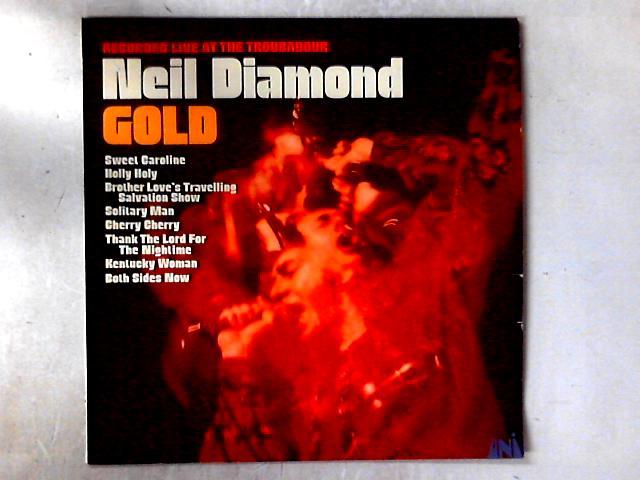 Gold LP by Neil Diamond