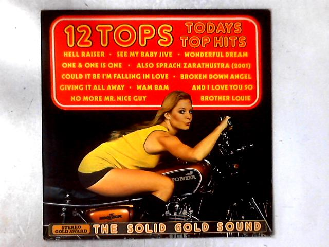 12 Tops ( Todays Top Hits ) Volume 11 LP by Unknown Artist