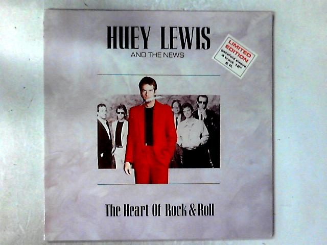 The Heart Of Rock & Roll 12in EP by Huey Lewis & The News