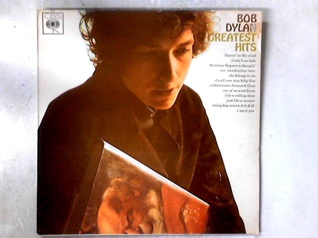 Greatest Hits LP COMP by Bob Dylan