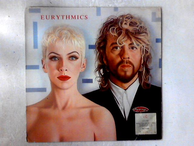 Revenge LP by Eurythmics