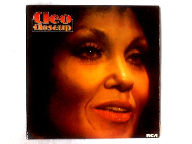 Cleo Close Up LP by Cleo Laine