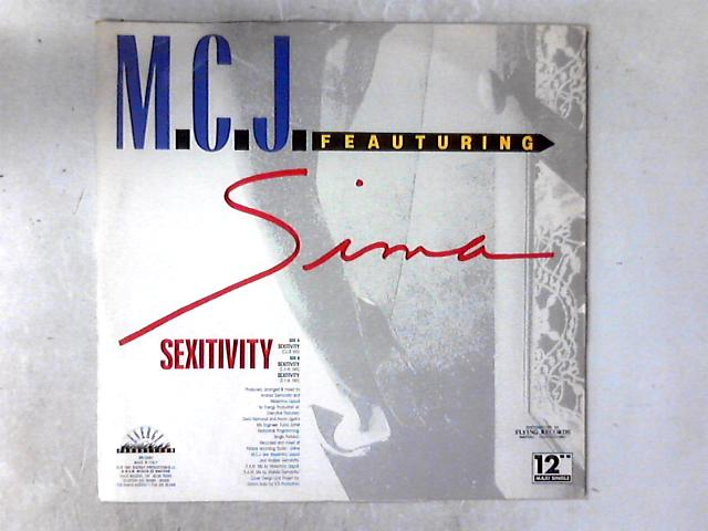 Sexitivity 12in By M.C.J.