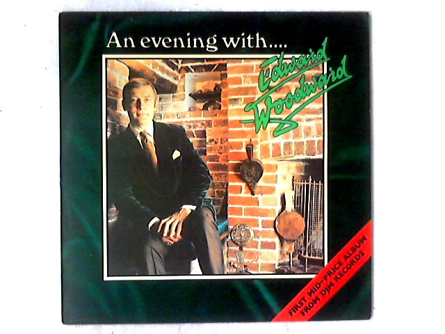 An Evening With.... LP By Edward Woodward
