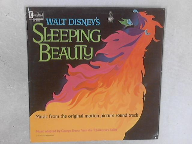 Walt Disney's Sleeping Beauty LP by Various