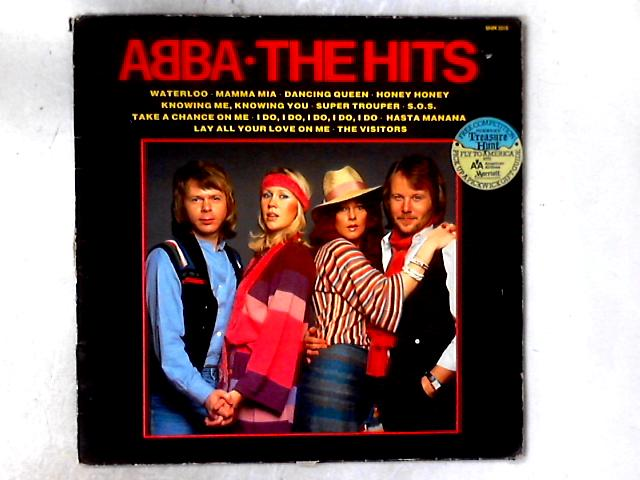 The Hits LP COMP by ABBA