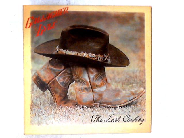 The Last Cowboy LP by Gallagher & Lyle