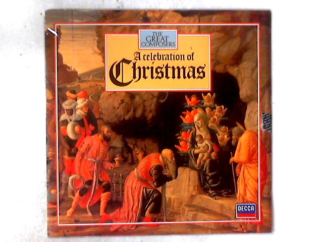 A Celebration Of Christmas LP by Various
