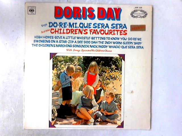 Doris Day Sings Do-Re-Mi LP by Doris Day