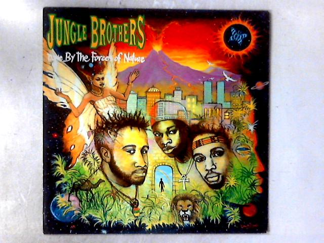 Done By The Forces Of Nature LP by Jungle Brothers