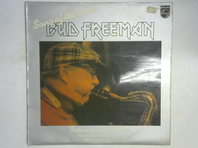 Song Of The Tenor LP By Bud Freeman