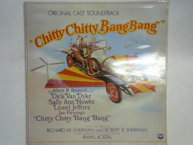 Chitty Chitty Bang Bang OST LP By Original Cast