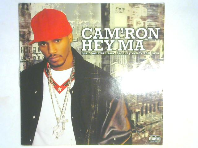 Hey Ma 12in Single By Cam'ron