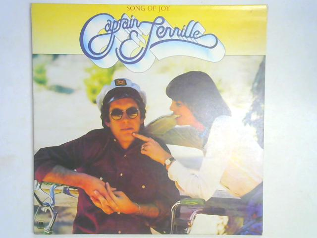 Song Of Joy LP By Captain And Tennille
