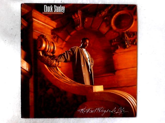 The Finer Things In Life LP by Chuck Stanley