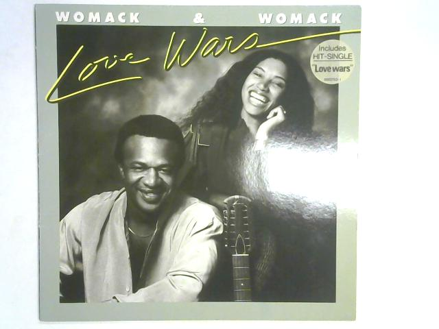 Love Wars LP by Womack & Womack