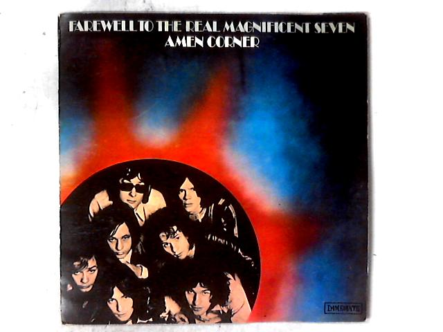 Farewell To The Real Magnificent Seven LP GATEFOLD By Amen Corner