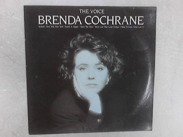 The Voice LP By Brenda Cochrane