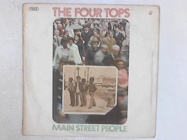 Main Street People LP By Four Tops
