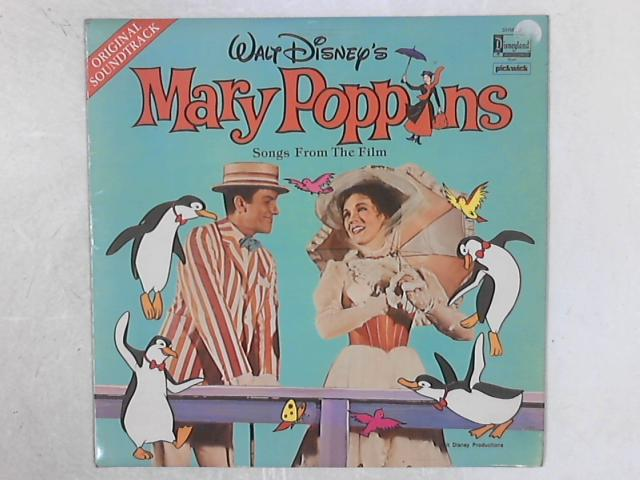 Mary Poppins OST LP By Various