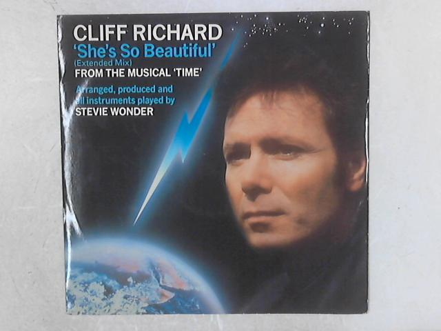 She's So Beautiful 12in Single By Cliff Richard