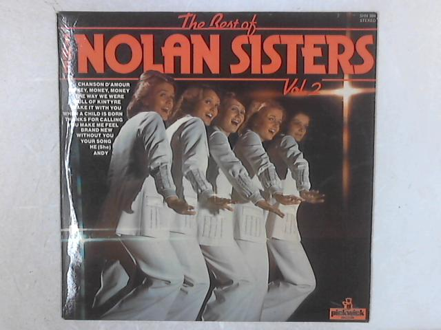 The Best Of The Nolan Sisters - Vol. 2 LP By The Nolans