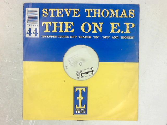 The On E.P 12in EP By Steve Thomas