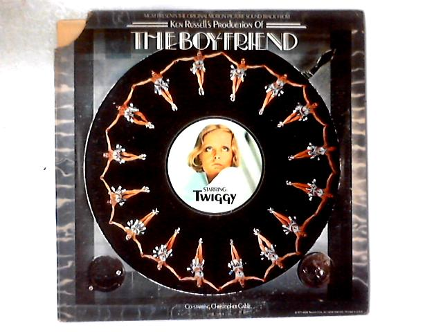 The Boyfriend (Original Soundtrack) LP By Peter Maxwell Davies