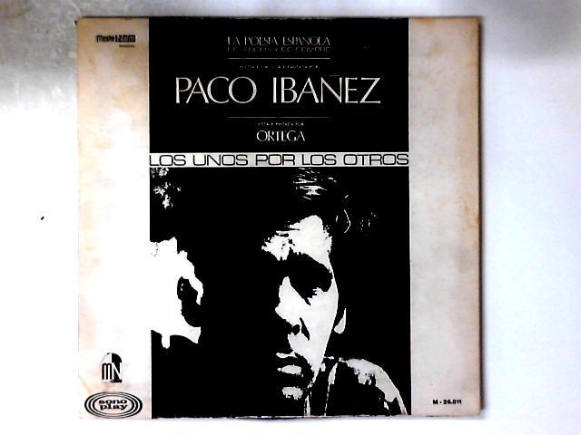 La Poesia Española De Ahora Y De Siempre LP GATEFOLD by Paco Ibañez